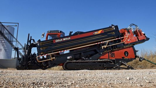 Ditch Witch JT60 Horizontal Directional Drill